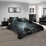 Anime Bloodborne d 3D Customized Personalized  Bedding Sets