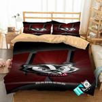 NCAA Wisconsin Badgers 1 Logo D 3D Personalized Customized Bedding Sets Duvet Cover Bedroom Set Bedset Bedlinen