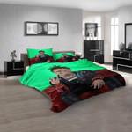 Famous Rapper Lil Pump D 3D Customized Personalized Bedding Sets Bedding Sets