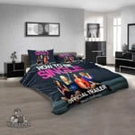 Netflix Movie Single n 3D Customized Personalized  Bedding Sets