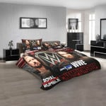WWE The Quebecers N 3D Customized Personalized  Bedding Sets