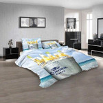 Beer Brand Corona 1V 3D Customized Personalized  Bedding Sets