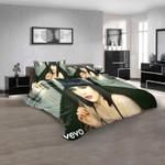 Famous Rapper Jessie J n 3D Customized Personalized  Bedding Sets