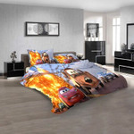 Disney Movies Cars 2 (2011) n 3D Customized Personalized Bedding Sets Bedding Sets