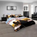 Netflix Movie Vincent N Roxxy D 3D Customized Personalized  Bedding Sets