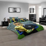 Movie Antoine Griezmann The Making of a Legend  D 3D Customized Personalized  Bedding Sets