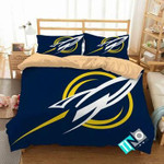NCAA Toledo Rockets 1 Logo N 3D Personalized Customized Bedding Sets Duvet Cover Bedroom Set Bedset Bedlinen