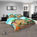 Movie Bheemayan D 3D Customized Personalized Bedding Sets Bedding Sets