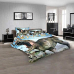 Cartoon Movies Extreme Dinosaurs V 3D Customized Personalized Bedding Sets Bedding Sets
