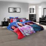 Movie Ibiza v 3D Customized Personalized  Bedding Sets
