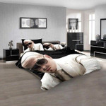 Famous Rapper Pitbull  v 3D Customized Personalized Bedding Sets Bedding Sets