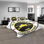 Army Cavalry Scout (19D) 1 3D Customized Personalized  Bedding Sets