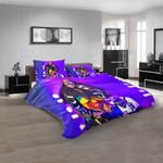 Famous Rapper Msy Elliott n 3D Customized Personalized  Bedding Sets