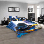 Cartoon Movies Space Ghost and Dino Boy D 3D Customized Personalized  Bedding Sets