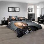 Famous Rapper Bun B d 3D Customized Personalized  Bedding Sets