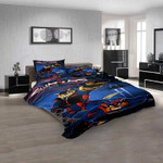 Cartoon Movies SWAT Kats The Radical Squadro d 3D Customized Personalized Bedding Sets Bedding Sets