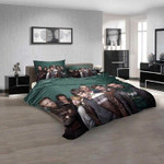 Movie Hostages n 3D Customized Personalized  Bedding Sets