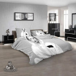 Famous Rapper Yolandi Vser n 3D Customized Personalized  Bedding Sets