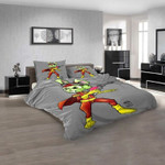 Cartoon Movies Bucky'Hare D 3D Customized Personalized Bedding Sets Bedding Sets