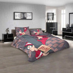 Cartoon Movies where's wally the animated series V 3D Customized Personalized  Bedding Sets