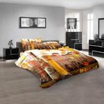 Beer Brand Erdinger Weissbier 1N 3D Customized Personalized Bedding Sets Bedding Sets