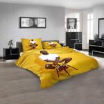 Famous Rapper Mick Jenkins  d 3D Customized Personalized  Bedding Sets