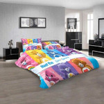 Cartoon Movies Care Bears N 3D Customized Personalized Bedding Sets Bedding Sets