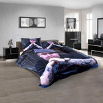 Famous Rapper Merkules v 3D Customized Personalized  Bedding Sets