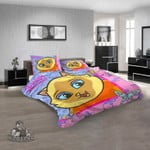 Cartoon Movies Sagwa The Chinese Siamese Cat V 3D Customized Personalized Bedding Sets Bedding Sets