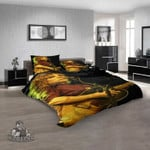 Famous Person Lucinda Williams d 3D Customized Personalized  Bedding Sets