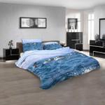 Movie Pacificum El retorno al océano n 3D Customized Personalized  Bedding Sets