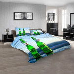 Beer Brand Grolsch 1N 3D Customized Personalized Bedding Sets Bedding Sets
