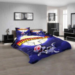 Cartoon Movies Bunnicula D 3D Customized Personalized  Bedding Sets