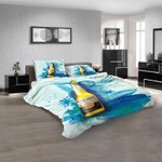 Beer Brand Corona 1D 3D Customized Personalized Bedding Sets Bedding Sets