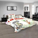 Cartoon Movies I Am Weasel V 3D Customized Personalized Bedding Sets Bedding Sets