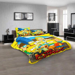 TV Shows 09 The Simpsons D 3D Customized Personalized  Bedding Sets