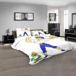 Cartoon Movies Sinbad JR and his Magic Belt D 3D Customized Personalized Bedding Sets Bedding Sets