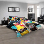 Beer Brand Miller Genuine Draft 2D 3D Customized Personalized  Bedding Sets