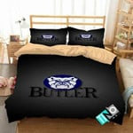 NCAA Butler Bulldogs 1 Logo D 3D Personalized Customized Bedding Sets Duvet Cover Bedroom Set Bedset Bedlinen