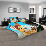 Disney Movies Bambi (1942) n 3D Customized Personalized  Bedding Sets