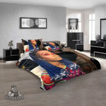 Famous Rapper Rico Nasty V 3D Customized Personalized Bedding Sets Bedding Sets