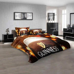 Beer Brand Guinness 2N 3D Customized Personalized  Bedding Sets