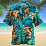 Airedale Terrier Dog Lovers Gift Hawaiian Shirt
