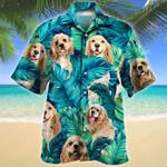 American Cocker Spaniel Dog Lovers Gift Hawaiian Shirt