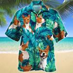 Basenji Dog Lovers Gift Hawaiian Shirt