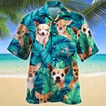 Chihuahua Dog Lovers Gift Hawaiian Shirt