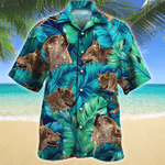 Wolf Lovers Gift Hawaiian Shirt