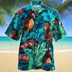 Horse Lovers Gift Hawaiian Shirt