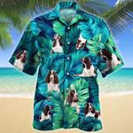 English Springer Spaniel Dog Lovers Gift Hawaiian Shirt