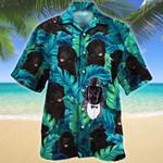 Newfoundland Dog Lovers Gift Hawaiian Shirt